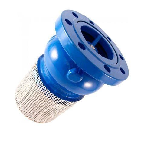 Flanged aspiration valve KTN 522DJ